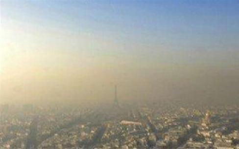 Pic de pollution atmosphérique :